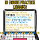 Mouse Practice Lessons in Google Slides