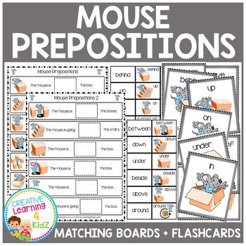 Preposition Mouse