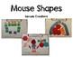 Mouse Shapes Craftivity