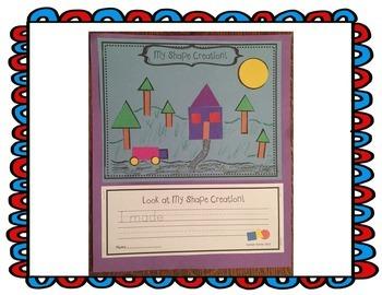 Mouse Shapes Journeys Unit 2 Lesson 10 Kindergarten  Supplement act.