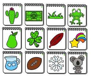 Mouse Sorts Colors File Folder Game Bundle Kindergarten Preschool Toddler