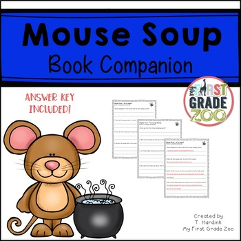 Mouse Soup Worksheets Teaching Resources Teachers Pay