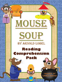 Mouse Soup Reading Comprehension Pack