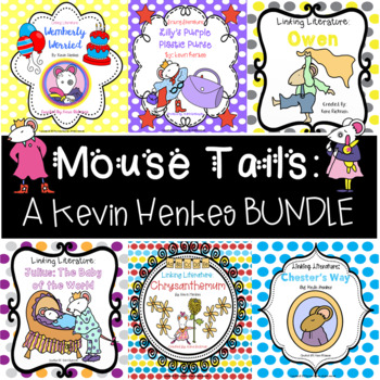 Mouse Tails: An Author Study with Kevin Henkes