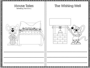 Mouse Tales ~ by Arnold Lobel   37 pgs of Common Core Activities