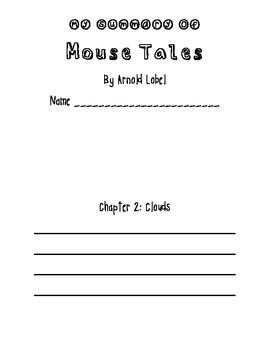 Mouse Tales Summary Booklet