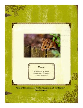 Mouse Themed Nature Education Unit-Stage 2 (Magic Forest Academy)