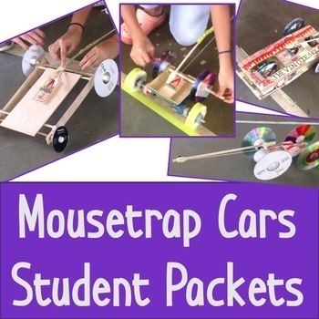 Mouse Trap Cars Student Packet