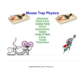 Mouse Trap Physics - building a winning mouse trap car.