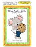 Mouse Wants a Cookie! - Kindergarten - Money - File Folder Game