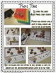 Mouse With A Cookie Playdough Mats Bundle; A to Z & 1-10
