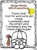 Mouse Works with Prepositions