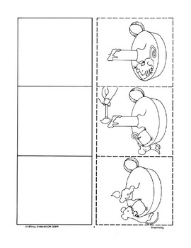 Mouse and Candle (Sequencing)