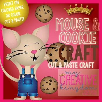 Mouse and Cookie Craft