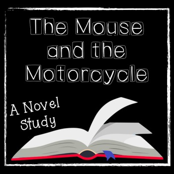 Mouse and Motorcycle Packet