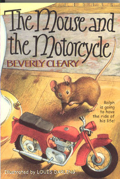 Mouse and the Motorcycle Book Poster
