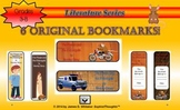 Mouse and the Motorcycle Bookmarks