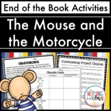 Mouse and the Motorcycle: End of the Book Activities Projects