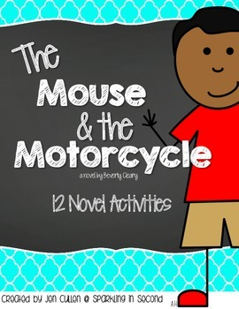 Mouse and the Motorcycle Unit
