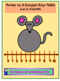 Mouse on a Number Line Math