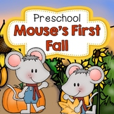 Mouse's First Fall Activities