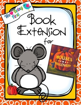 Mouse's First Halloween  Book Extension K-2