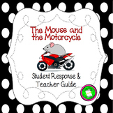 Mouse & the Motorcycle Student Literature Packet & Teacher Guide - CCSS Aligned!
