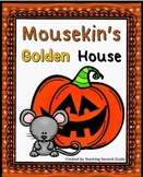 Mousekin's Golden House Worksheets Booklets Seatwork Center