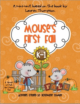 Mouse's First Fall K-1
