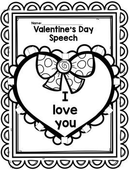 Valentine's Day Book Companion Craftivity {Articulation Games Lesson Plans}