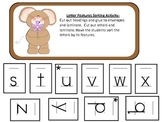 Mouse's Letter Features