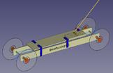 Mousetrap Car Balsa Wood Kit Upgrades