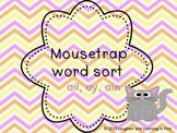 Mousetrap Sample