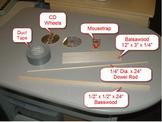 Mousetrap Vehicle Design Project