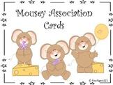 Mousey Associations Freebie