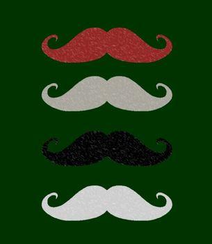 Moustache Clip Art - Movember