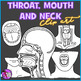 Mouth, Throat, Neck clip art