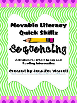 Movable Literacy: Sequencing