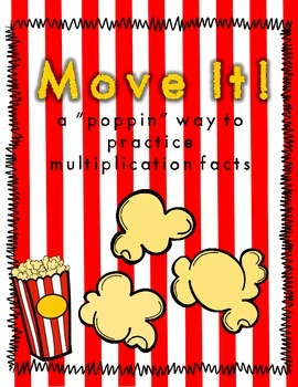 Move It! A Game to Practice Multiplication Facts
