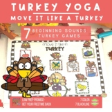 Move It Like A Turkey- Independent Phonics Game