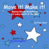 Move It! Make It! Monthly Packet