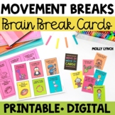 Move It Move It Activity Cards