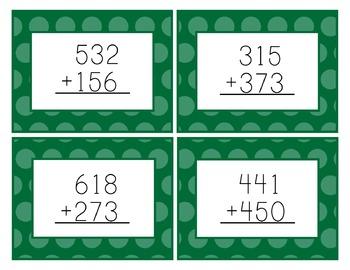 Move It Prove It Games for 3.NBT.2 Addition & Subtraction Strategies-3.NBT.A.2
