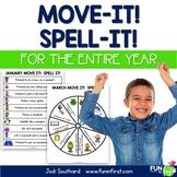 Move It!  Spell It!