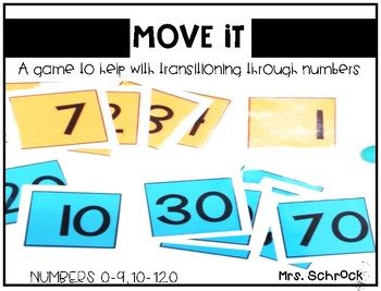 Move It-counting