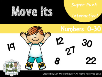 Move Its - Numbers 0-30
