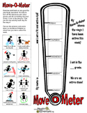 Physical Activity and Exercise:  Move-0-Meter