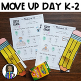Move Up Day Activity Pack