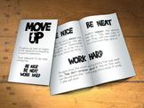 Move Up/Move Down Behavior Plan