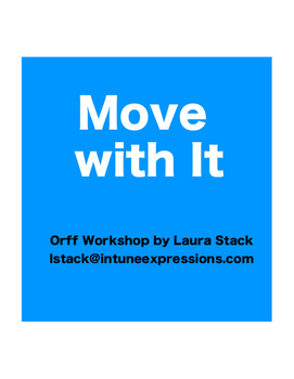 Move With It Orff Workshop PDF